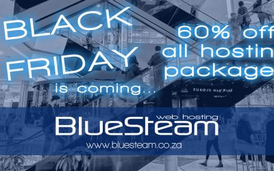 Black Friday is coming. Up to 60% off…